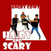 Angry Cows – Hairy and Scary EP